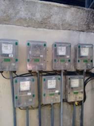 Eletricista credenciado + postes instalado - aceito seu cartão