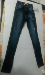 Calça Jeans/Novo