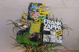 3 LP`s Frank Zappa. Sleep Dirt, Studio Tan, Meets The Mothers Of Prevention.