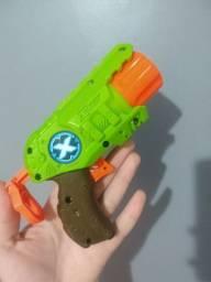 Nerf Disruptor + Nerf X-Shot