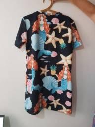 Vestido T-shirt Joy