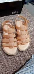 Sandalha infantil feminino
