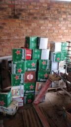 Garrafa Heineken 200 cx