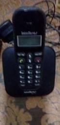 Vendo  telefone sem fio e com fio