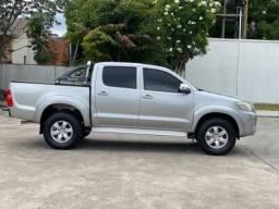Toyota Hilux Cd SRV 2.7 automática km:58,500