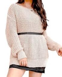 Blusa trico inverno tendencia 2020