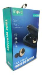 Fones De Ouvido Sem Fio Fon-2309d Inova Som Puro Bluetooth