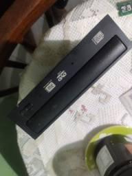 Leitor/Gravador de DVD