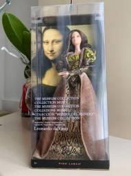 Barbie The Museum Collection - Monalisa Leonardo Da Vinci