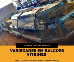 Balcoes Vitrines Comerciais - Joao