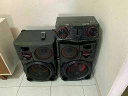 Mini system lg 2700wrms