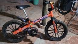 Bicicleta Infantil aro 16 Nathor Extreme