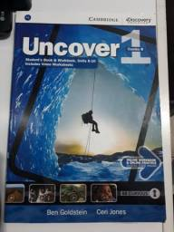 Livro Uncover A1 combo B