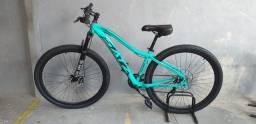 Título do anúncio: Bike aro 29 freio a disco mecânico top