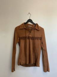 Camisa: Bohemian/Hippie