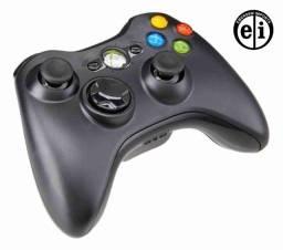Título do anúncio: Controle Joystick Sem Fio Xbox 360 - Entrega Grátis