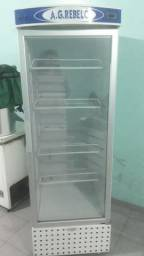 Freezer expositor A.G Rebelo
