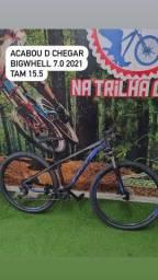Bike Oggi Big whell 7.0 2021