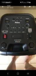 Caixa de Som Philco PCX 5500- 250wtts