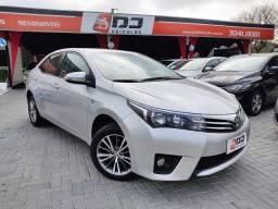 Título do anúncio: Toyota Corolla XEI 2.0 2015 Interior Claro