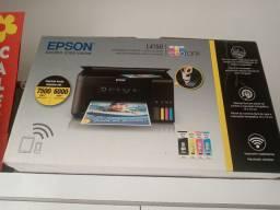 Impressora Epsonl4150 eco tank precisa de manutenção