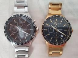 02 relógios Orient original vendo ou troco