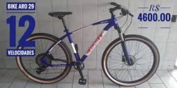 Título do anúncio: Bicicleta nova aro 29 redstone 12 velocidades