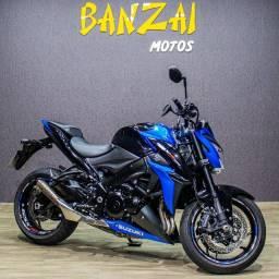 Título do anúncio: Suzuki GSX-S 1000 - Baixo KM - Impecável