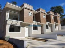 Casa com 2 dormitórios à venda, 86 m² - Granja Guarani - Teresópolis/RJ