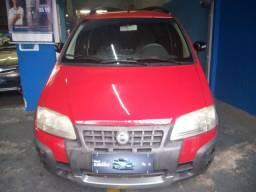 Fiat idea Adventure 1.8 2008 carro completo