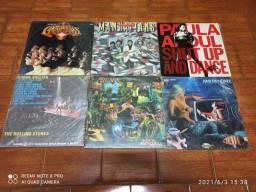 LPs álbuns diversos lote