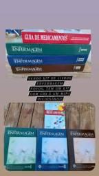 Título do anúncio: Kit livros enfermagem