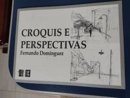 Croquis e perspectivas - Fernando Dominguez
