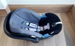 Bebê Conforto Aton 5 Preto e Cinza - Cybex