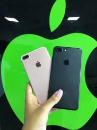 IPhone 7Plus 32GB - aceitamos seu iPhone usado de entrada