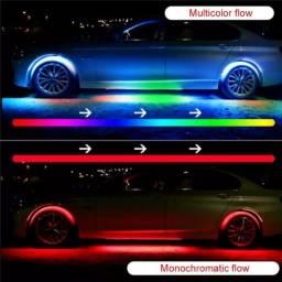 Título do anúncio: fita de led com sensor de som para carros e paredão de som
