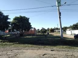 Terreno com casa quase pronta em São Sepé