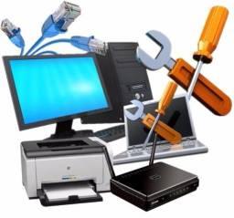 Serviços de informática instalação do Windows  original