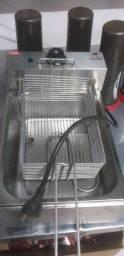 Fritadeira nova 6 litros