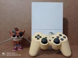 Playstation 2 Branco Japonês