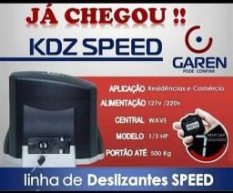 Motor Garen Speed para motor de portão de garagem, já com instalação