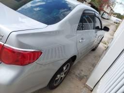 Título do anúncio: Corolla xei automático com gnv