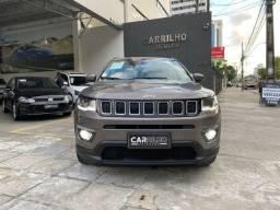 Título do anúncio: Jeep Compass Longitude 2.0 Flex 2020 (81) 3877-8586 (zap)