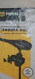 Título do anúncio: Motor eletrico minn kota endura max50lb Novo