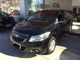 Chevrolet Prisma 1.0 LT 8V Preto 2015