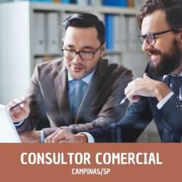 Título do anúncio: Consultor Comercial