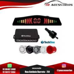 Sensor Estacionamento Tech One
