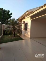 Casa com 3 dormitórios à venda, 140 m² por R$ 370.000 - Residencial Atlântico II - Cianort