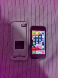 Título do anúncio: iPhone SE IOS 15 Atualizado