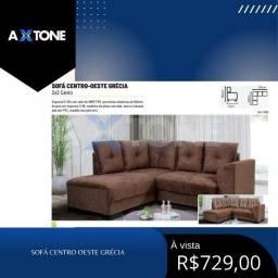 Título do anúncio: sofá centro oeste grécia
